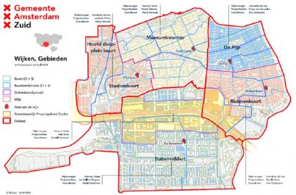 wijken en buurten Zuid gebeidsagenda 2014