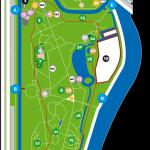 plattegrond amstelpark