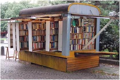 boeken kiosk bonn