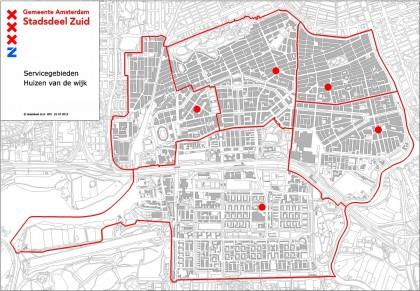 gebieden stadsdeel 2014